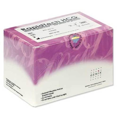 Genix Rapid HCG Pregancy Test 50/box
