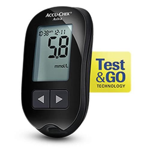 Glucose & Cholesterol Monitors