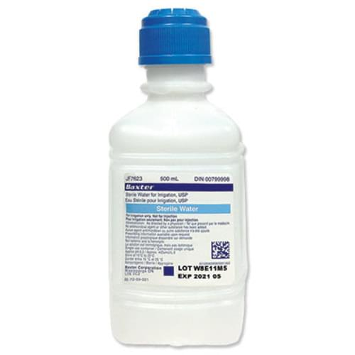 Sterile Water for Irrigation - 500ml