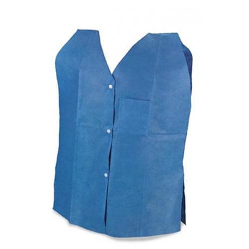 Tidi Exam Vest Blue One Size Unisex