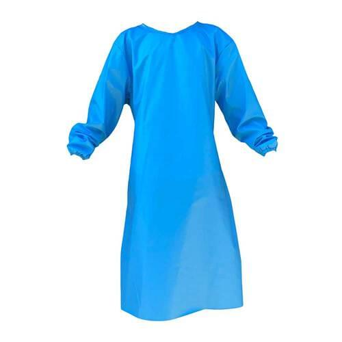 Reusable Blue Level 3 AAMI Gown