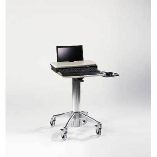 Midmark Care Exchange 6201 Traditional Style Laptop Cart