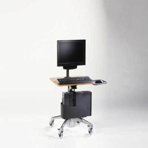 Midmark Care Exchange 6202 Flat Panel PC Cart