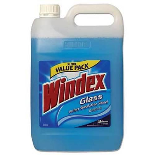 Windex® Glass Cleaner - 5L Refill Jug