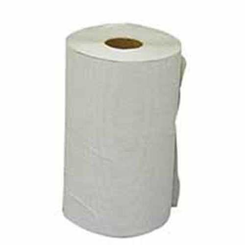 "Roll Towel 8"" No Perforations 24 Rolls/case"