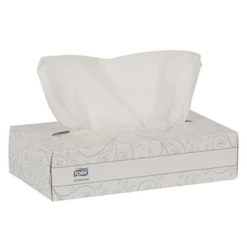 Tork Universal Facial Tissue Box