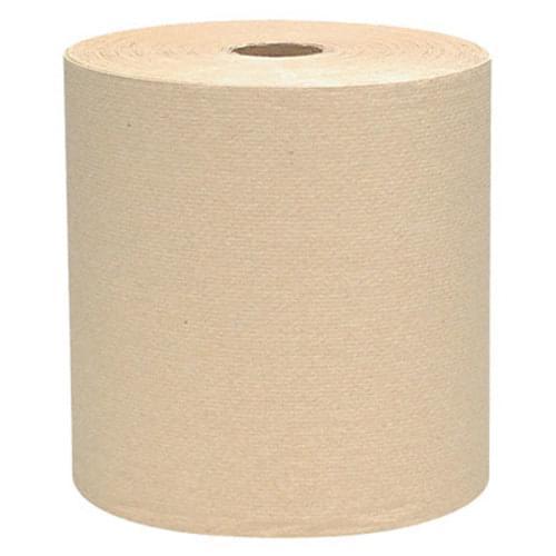 """Kraft Paper Towel Roll 8"""" x 800'/roll"""