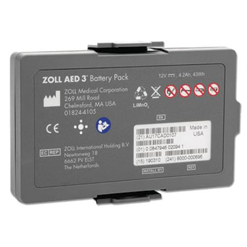 AED 3 Lithium Battery Pack