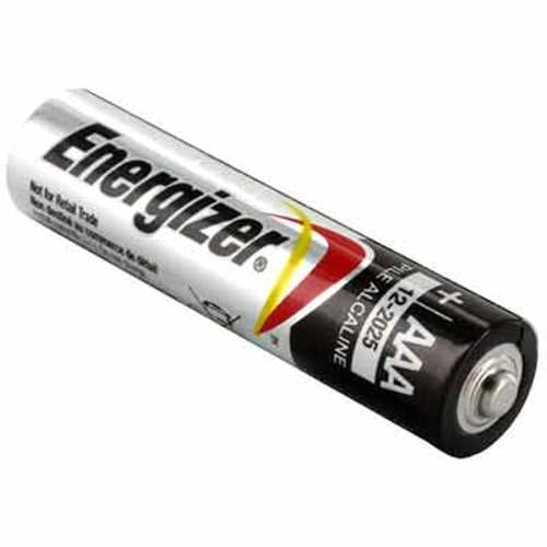 Features and Functions <UL> <LI> World's 1st* Zero Mercury AAA Alkaline Battery: Energizer is a leader in the industry in powering people's lives responsibly <br> <LI>Up to 10 years shelf life </UL>