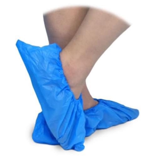 Plastic Shoe Covers Patient Use