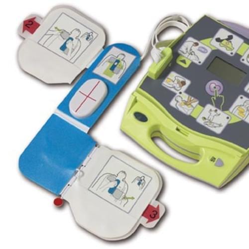 ZOLL® Defibrillator CPR-D Adult Padz®