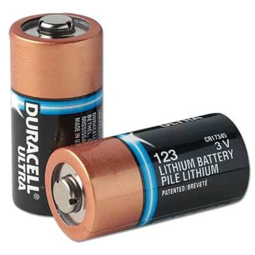 ZOLL® Type 123 Duracell Lithium Batteries