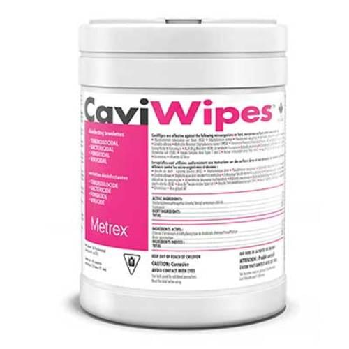 CaviWipes Surface Disinfection 160/canister