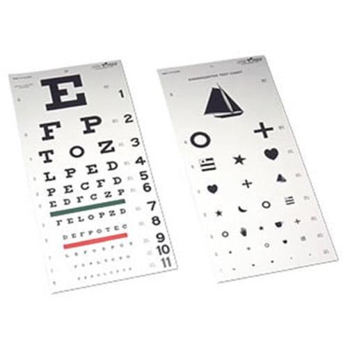 Snellen Eye Chart 20 Foot