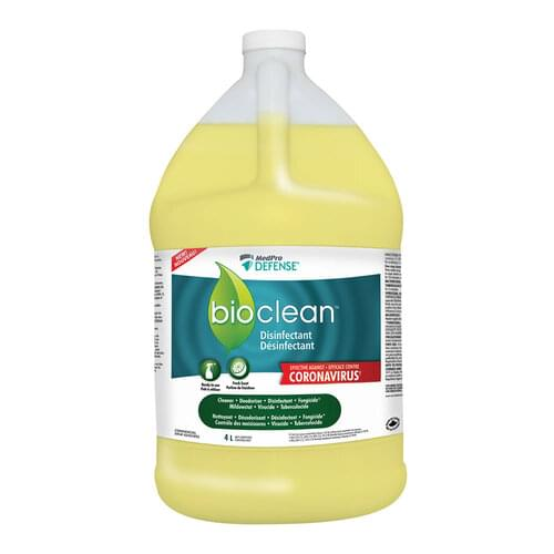MedPro Defense Bioclean Disinfectant 4L