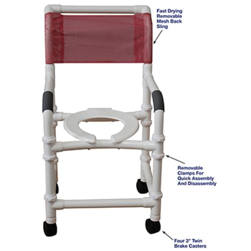 PVC Shower Chair