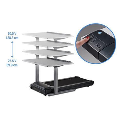 TR1200-DT7 Treadmill Desk