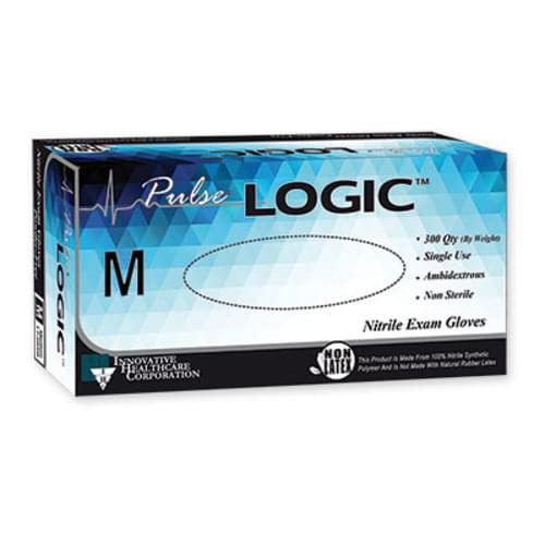 Pulse Logic Nitrile Glove - Medium