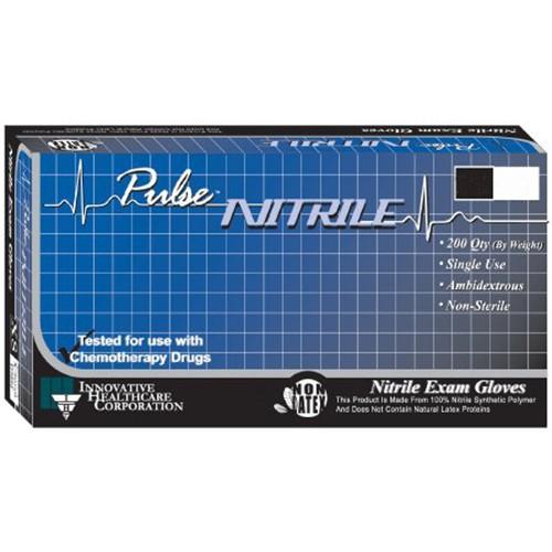 PULSE Nitrile Gloves Powder Free 200/Box