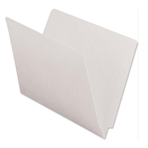 Patient Charts - Side Tab File Folder 14 Point White