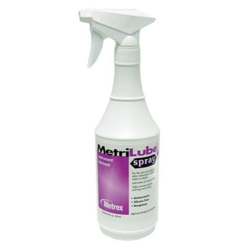 Metrilube Instrument Spray Lubricant 24oz by Metrex