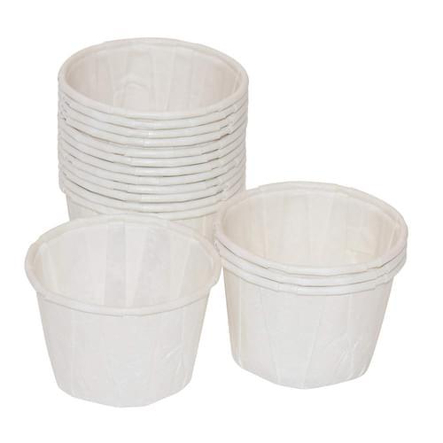 Paper Medicine Cups 1oz 250/pk