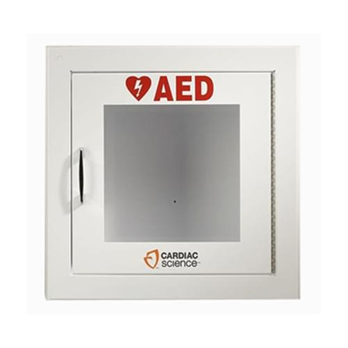 Cardiac Science AED Wall Cabinet Surface Mount No Alarm