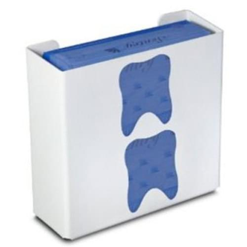 Tooth Double Glove Box Holder & Dispenser