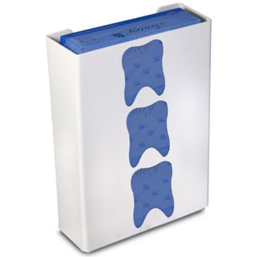 Tooth Triple Glove Box Holder & Dispenser