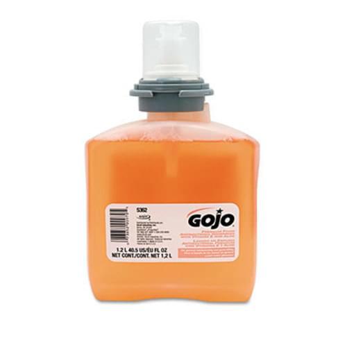 GOJO® Premium Foam Antibacterial Handwash Refills 1200 ml 2/case For TFX Dispenser