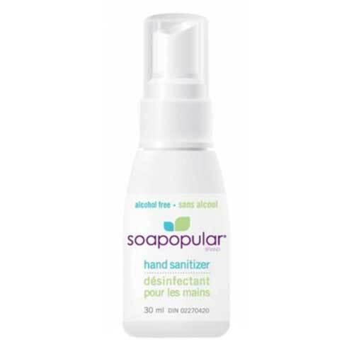 Soapopular Alcohol-Free 30 mL Hand Sanitizer Spray