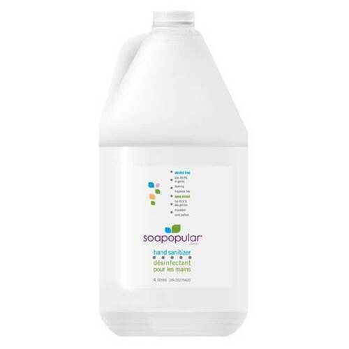 Soapopular Alcohol-Free 4L Refill Hand Sanitizer