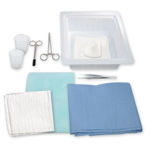 Busse Disposable Suture Tray 20/Case