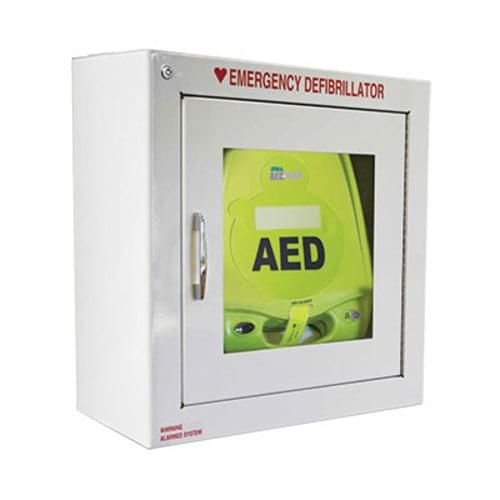 ZOLL AED Plus Standard Wall Cabinet