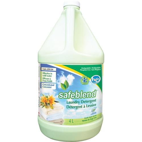 Safeblend Laundry Detergent 4L