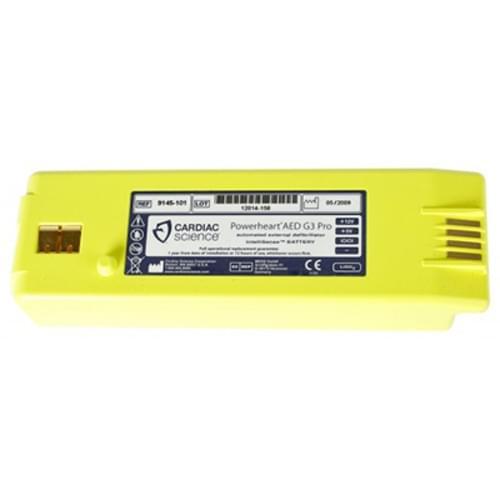 Cardiac Science Intellisense Battery For Powerheart AED G3 Pro