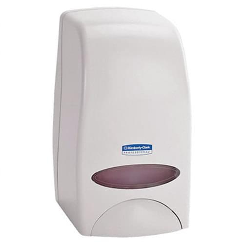 Kimberly-Clark Professional Cassette Skin Care Dispenser White