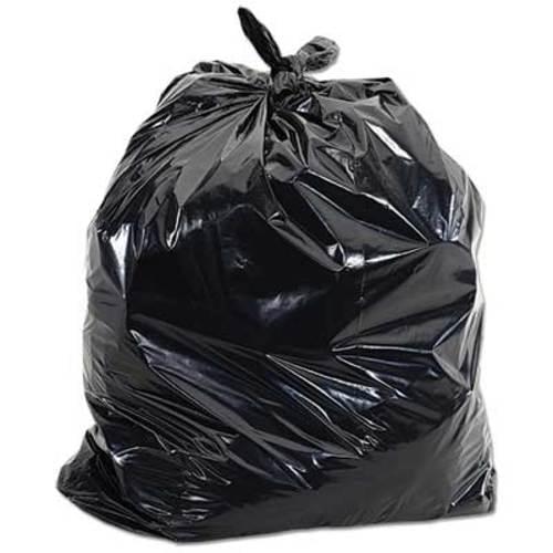 "Garbage Bag H.Duty Black 26"" x 36"" 125/cs"