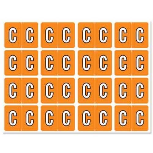 """Letter """"C"""" 256/pack"""