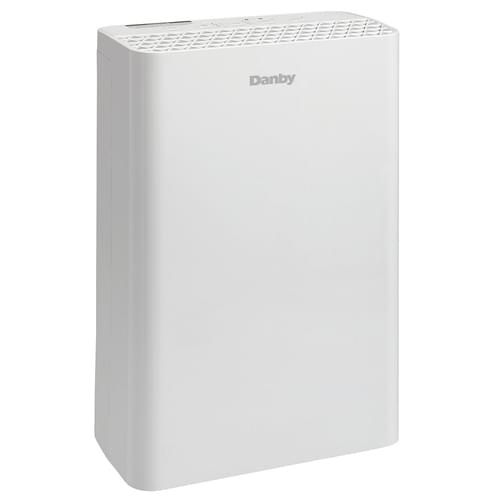 Danby Hepa Filter Air Purifier with Ionizer
