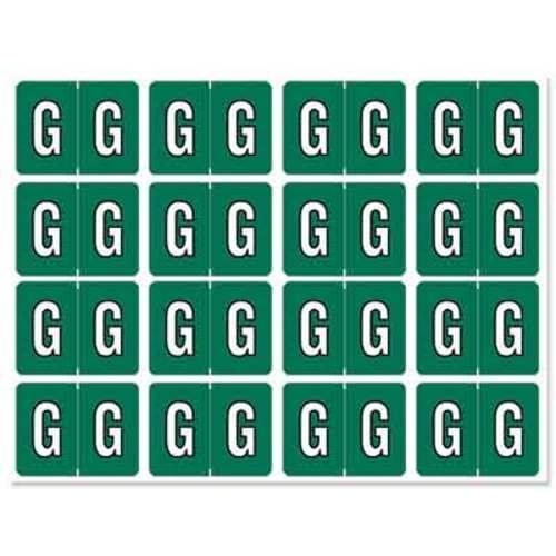 """Letter """"G"""" 256/pack"""