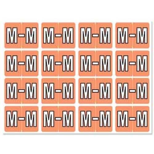 """Letter """"M"""" 256/pack"""