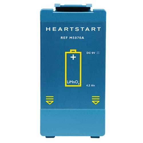 Phillips HeartStart AED Defibrillator Battery
