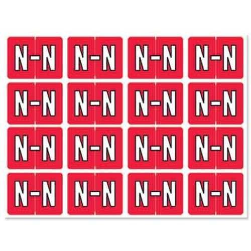 "Letter ""N"" 256/pack"