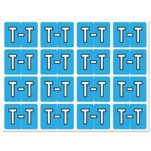 """Letter """"T"""" 256/pack"""
