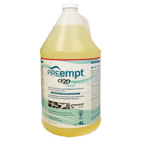 PREempt CS20 7% Hydrogen Peroxide 4L