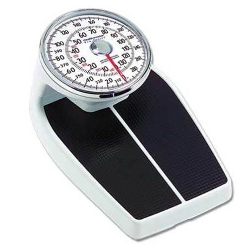 Health O Meter® Model 160KL Large Raised Floor Dial Scale