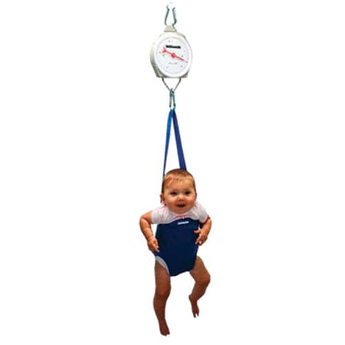 Health O Meter® Hanging Pediatric Portable Scale With Sling