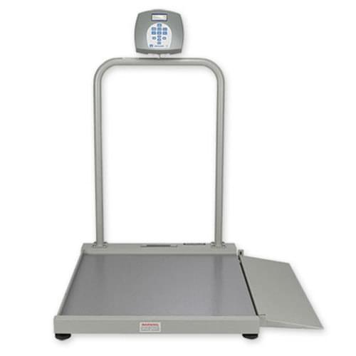 Health O Meter® Model 2500KL ProPlus® Wheelchair Ramp Scale