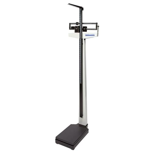 Health o meter Mechanical Physician Beam Scale Model 402LB